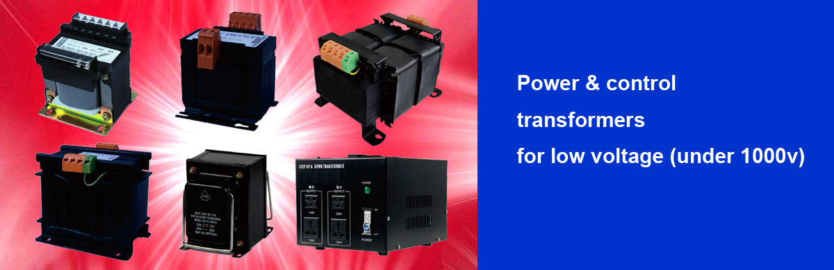Power & Control Transformers