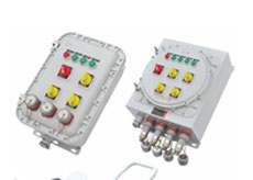 Product Features Of Explosion Proof Power Distribution Box
