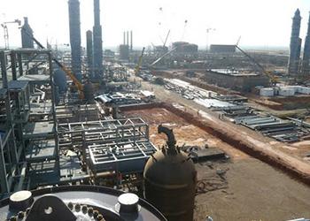 Algeria Ammonia and Fertilizer plant (Sorfert)