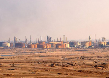 Iraq Reconstruction Program Of Petrochemical Plants