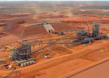 Mine Industry in Australia