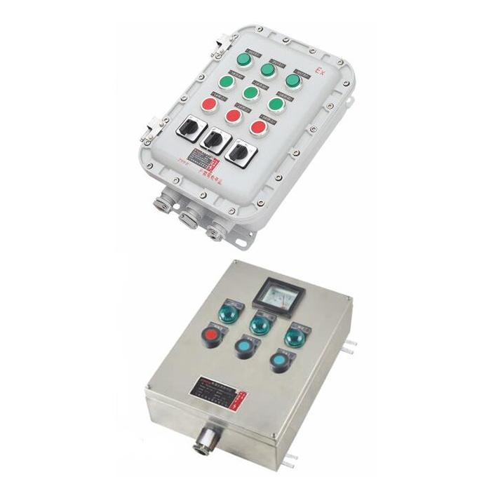 BXK Explosion Proof Control Box