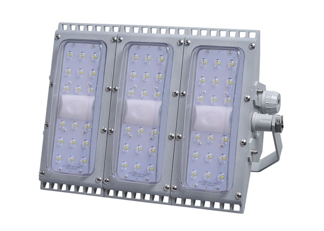 The Main Components Of The LED Explosion-proof Lamp 1